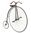 giraffe-special-bikes: Biciclo, Penny Farthing 50 pollici